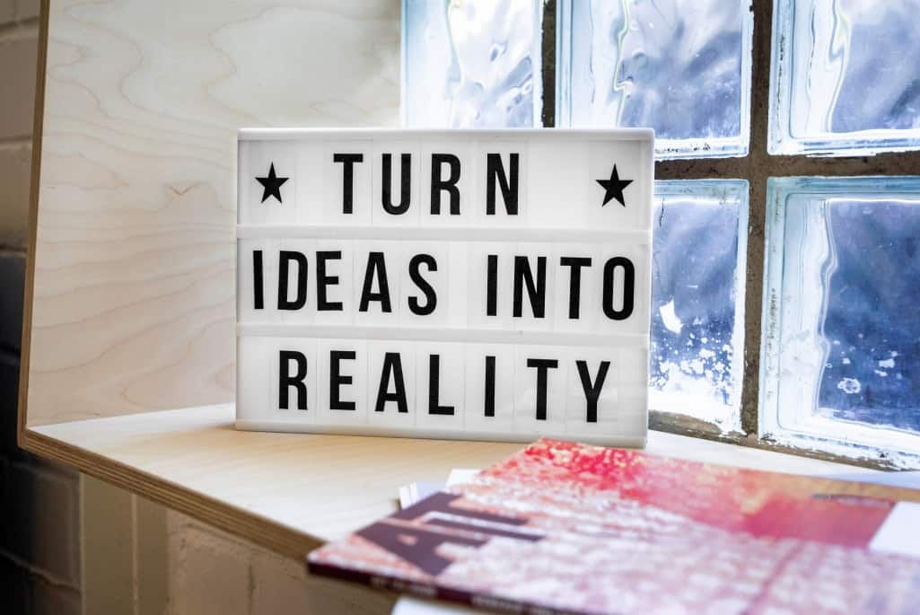 Turn Ideas To Reality