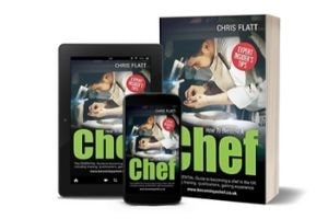 How to become a chef book
