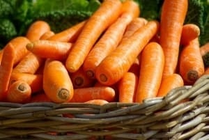 Carrots To Make A Soup