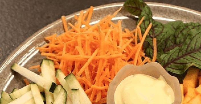 Julienne Of Carrots
