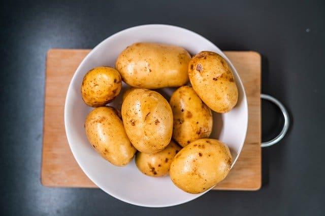 Potatoes For Mash