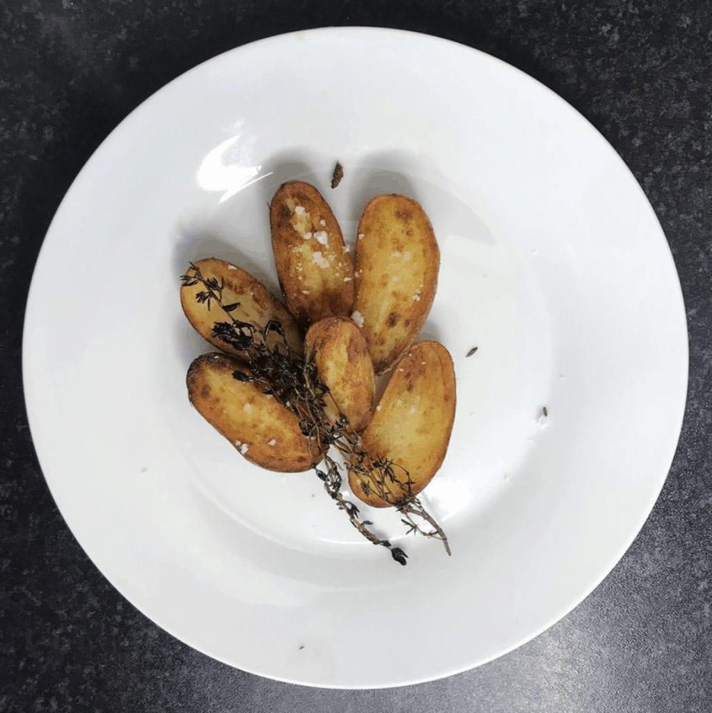 Sauteed Charlotte Potato