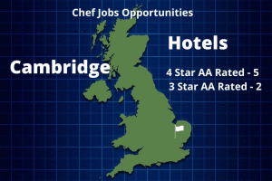 Cambridge Chef Jobs Infographic