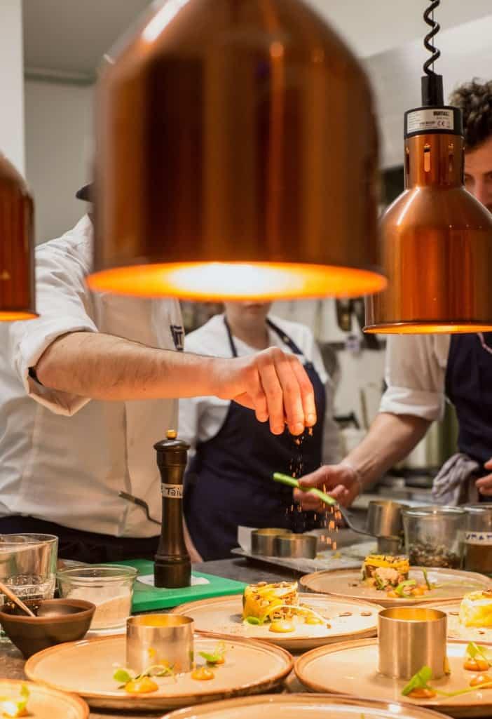 Chef Training Apprenticeship