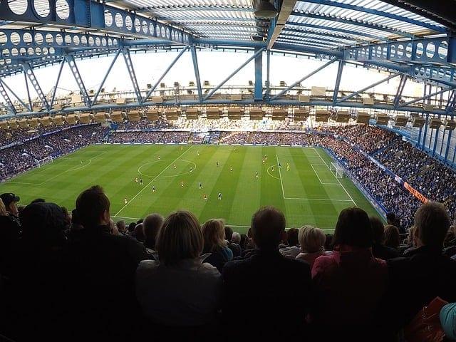manchester football field