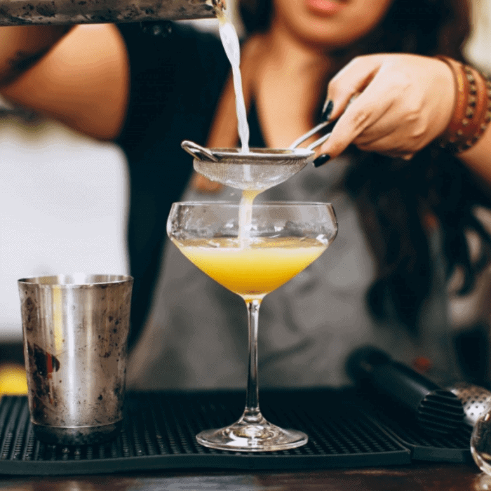 Student Cocktail Maker