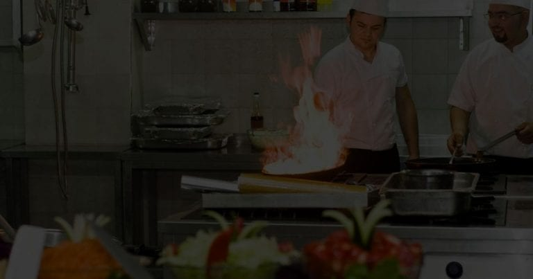 Commis Chef Cooking